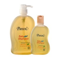 Baby Shampoo with Wheatgerm Protein and Vitamin E