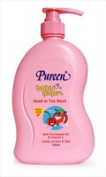 Baby Yogurt Head To Toe Wash (Peach & Cherry)