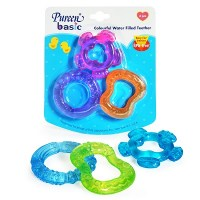Colourful Water Filled Teethers 3's (NBB T02)