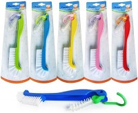Foldable Bottle & Nipple Cleaning Brush (FCB)