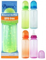 Premium Round Bottle 8oz (PPRB-1)