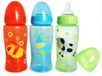 Wide Neck Bottle 10oz (WNFB 01)