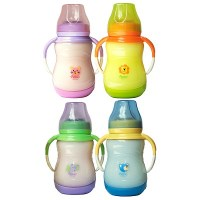 Wide Neck Bottle w/Handle 9oz (BAF B06)